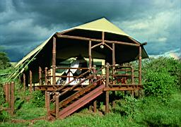 Kirawira Luxury Camp